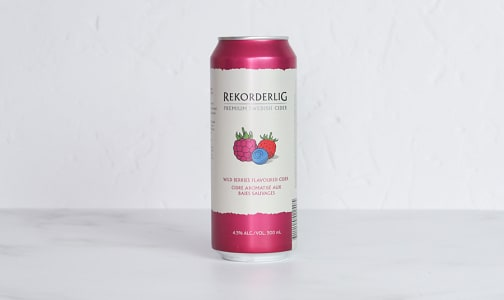 Wild Berries Cider- Code#: LQ0414