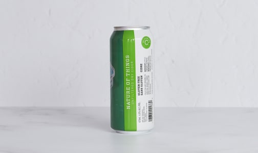 Nature of Things Dry Cider- Code#: LQ0417