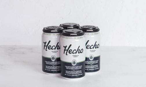 Hecho Tequila Soda- Code#: LQ0424