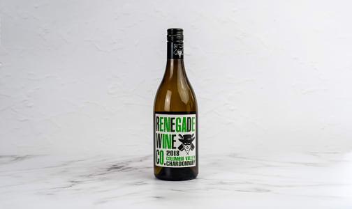 Sleight of Hand - Renegade Chardonnay- Code#: LQ0432