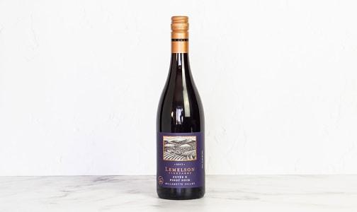 Lemelson Cuvee X Pinot Noir- Code#: LQ0437