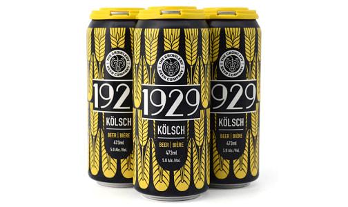 1929 Kölsch- Code#: LQ0457