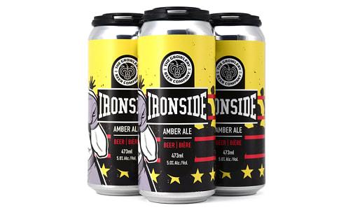 Ironside Amber Ale- Code#: LQ0458