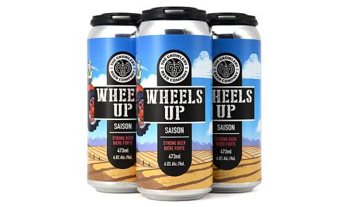 Wheels Up Saison- Code#: LQ0459