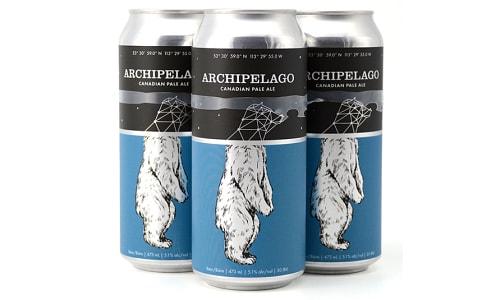 Archipelago Pale Ale- Code#: LQ0462