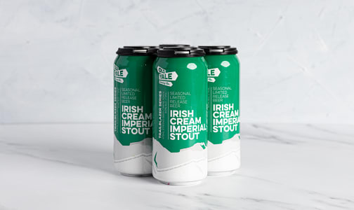 Irish Cream Imperial Stout- Code#: LQ0494