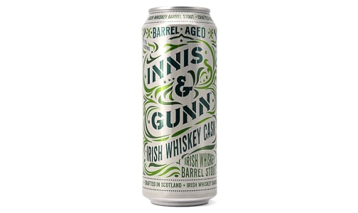 Irish Whiskey Cask Ale- Code#: LQ0504