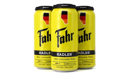 Lemon Radler- Code#: LQ0530