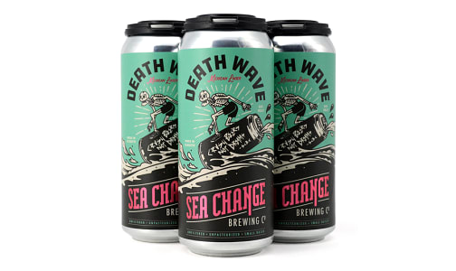Death Wave Mexian Lager- Code#: LQ0531