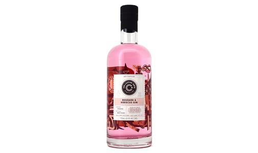 Rhubarb & Hibiscus Gin- Code#: LQ0534