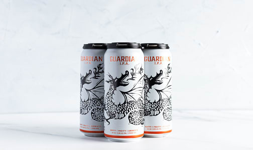 Guardian White IPA- Code#: LQ0553