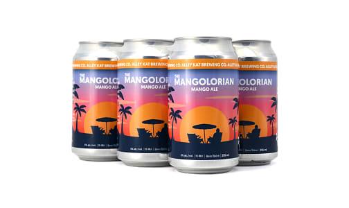 The Mangolorian Mango Ale- Code#: LQ0595