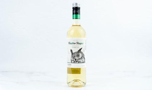 Organic Cuatro Rayas - Verdejo- Code#: LQ0871