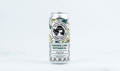 Ginger Lime Hard Seltzer- Code#: LQ0875