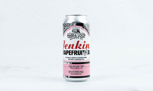 Jenkins Grapefruit Ale- Code#: LQ0885