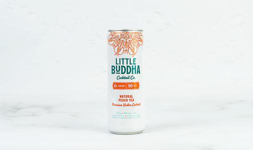 Organic Peach Tea Vodka Soda- Code#: LQ0891
