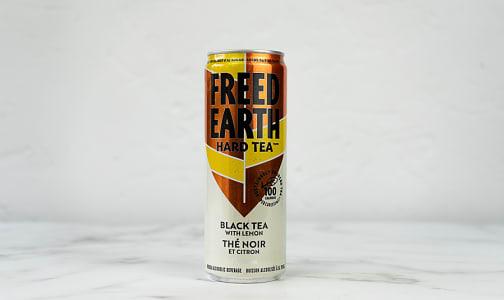 Freed Earth - Black Tea with Lemon (Hard)- Code#: LQ1127