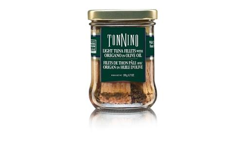 Tuna With Oregano In Oil- Code#: MP0109