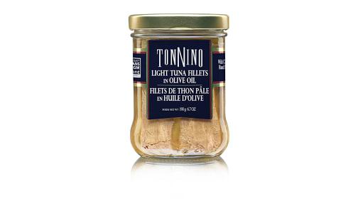 Tuna Fillets In Olive Oil- Code#: MP0160