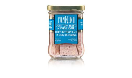 Tuna Fillets In Water- Code#: MP0199