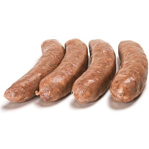 Italian Turkey Sausages with Fennel, Coriander, Paprika. (Frozen)- Code#: MP0327