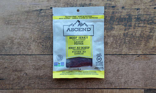 Beef Jerky Lemon Pepper- Code#: MP0339