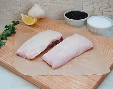 Natural Duck Breasts - 2 Breasts (Frozen)- Code#: MP039