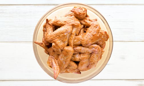 Teriyaki Chicken Wings- Code#: MP0408