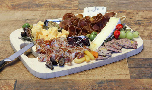 Charcuterie & Cheese Platter- Code#: MP0499