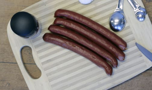 All Natural Beef Hot Dogs- Code#: MP0517