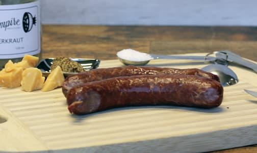 Natural Beef Reuben Sausage- Code#: MP0521