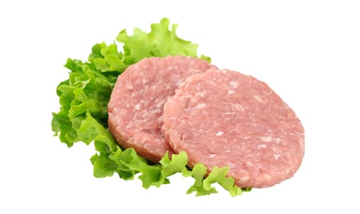 Winters Turkey Breast Patties (Frozen)- Code#: MP0572
