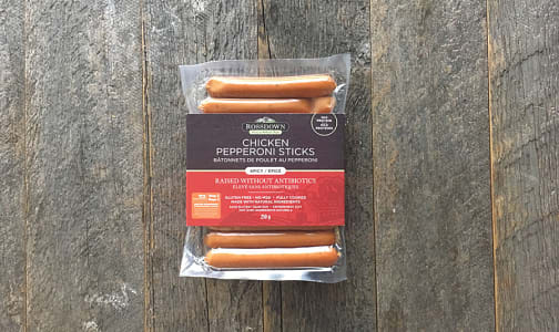 Spicy Chicken Pepperoni Sticks RWA- Code#: MP0576