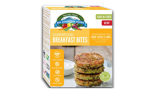Superfood Breakfast Bites- Code#: MP0612