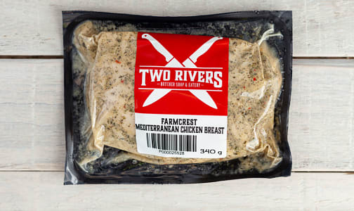 Mediterranean Marinated Chicken Breasts (Frozen)- Code#: MP0681FRZ
