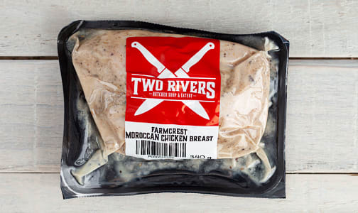 Fresh - Moroccan Marinated Chicken Breasts- Code#: MP0682FRSH