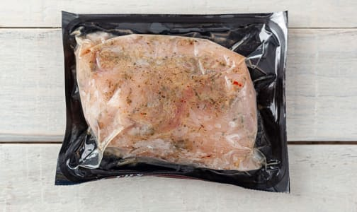 Moroccan Marinated Chicken Breasts (Frozen)- Code#: MP0682FRZ