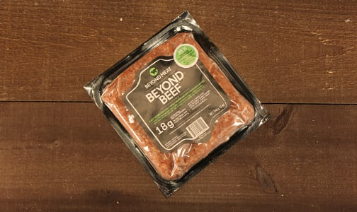 Ground Beyond Beef (Frozen)- Code#: MP0685