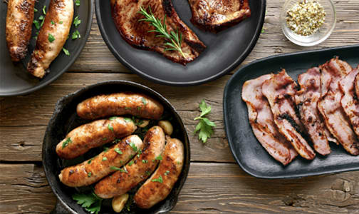 Winter Harvest Pork Box (Frozen)- Code#: MP0696