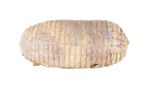 RWA Netted Turkey Breast (Frozen)- Code#: MP0738