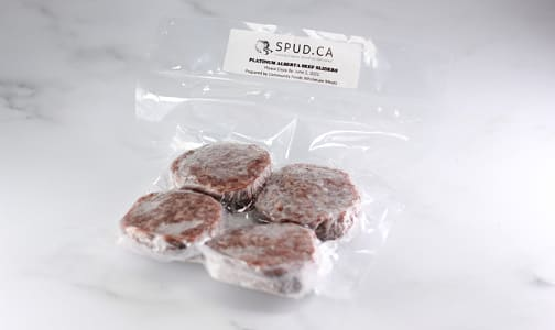 Sliders, Beef (Frozen)- Code#: MP0755