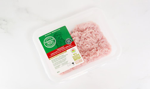 Organic Ground Chicken Breast- Code#: MP0797
