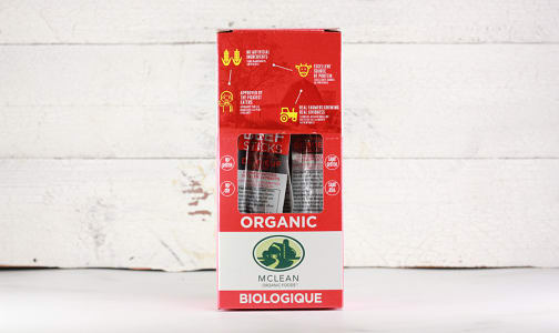 Organic Hot Beef Sticks- Code#: MP0818