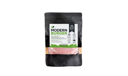 Modern Burger (Frozen)- Code#: MP0969
