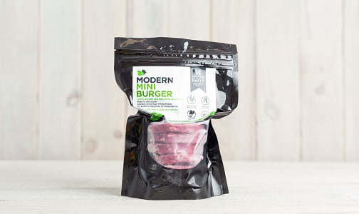 Modern Mini Burger (Frozen)- Code#: MP0976