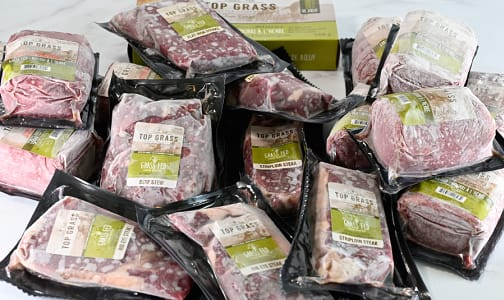 Full Meal Deal Meat Pack (Frozen)- Code#: MP0994