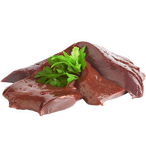 100% Grass-Fed Beef Liver - LIMITED AVAILABILITY (Frozen)- Code#: MP1030-NV