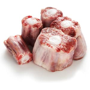 100% Grass-Fed Beef Oxtail - LIMITED AVAILABILITY (Frozen)- Code#: MP1031-NV