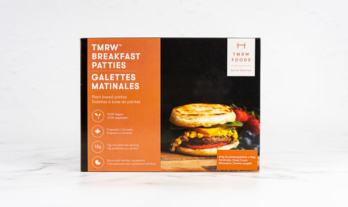 Breakfast Patties (Frozen)- Code#: MP1048