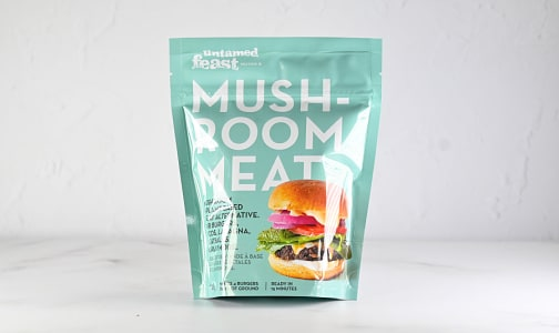 Mushroom & Plant Meat Alternative- Code#: MP1078